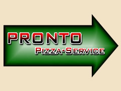 Pronto Pizza-Service Logo
